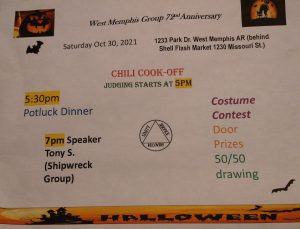 Download 72nd West Memphis anniversary Flyer